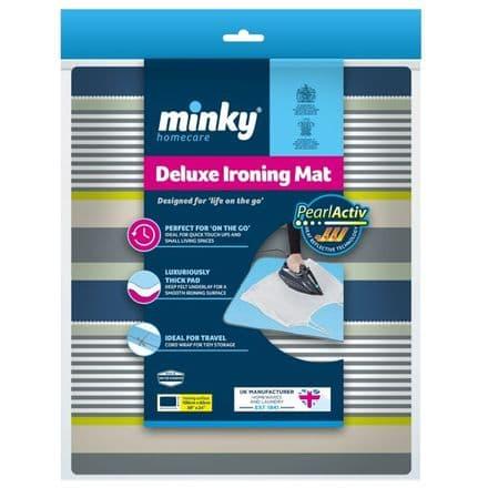 Minky Ironing Mat - 100 x 60cm